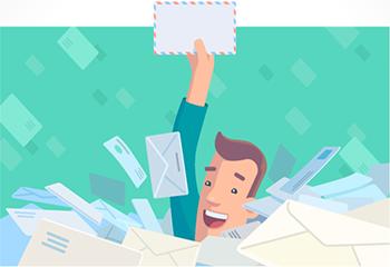 Что влияет на открываемость писем рассылки