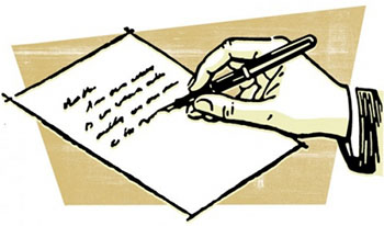 Как написать деловое письмо